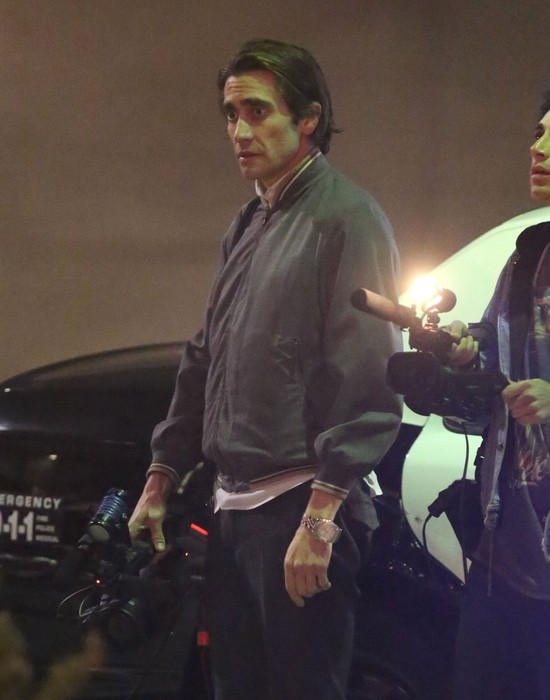 Jake Gyllenhaal - ależ on schudł! (FOTO)