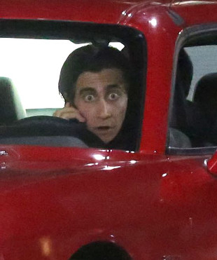 Jake Gyllenhaal na planie nowego thrillera (FOTO)