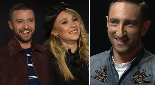 Co Łukasz Jakóbiak wręczył Juno Temple podczas wywiadu? (VIDEO)
