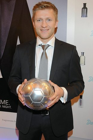 Jakub Błaszczykowski twarzą Hugo Boss (FOTO)