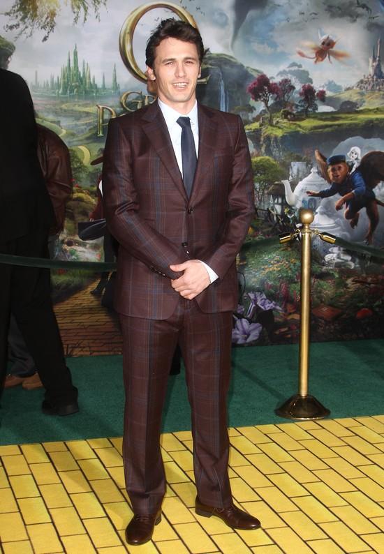 Plejada gwiazd na premierze filmu Oz Wielki i Potężny