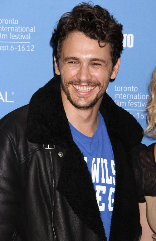 Kristen Stewart wpadła na Jamesa Franco