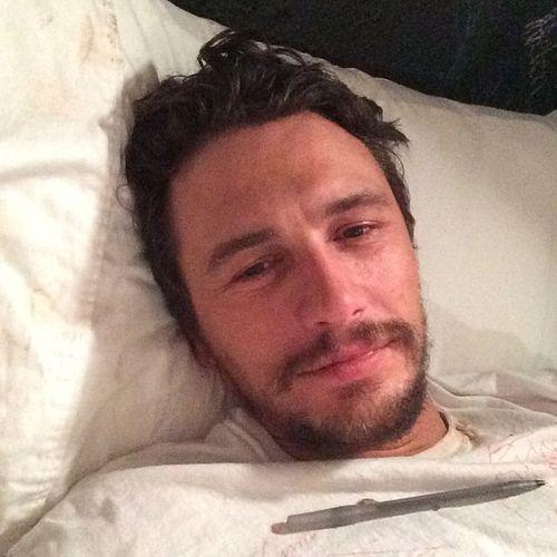 James Franco zaprasza do swojej sypialni (FOTO)