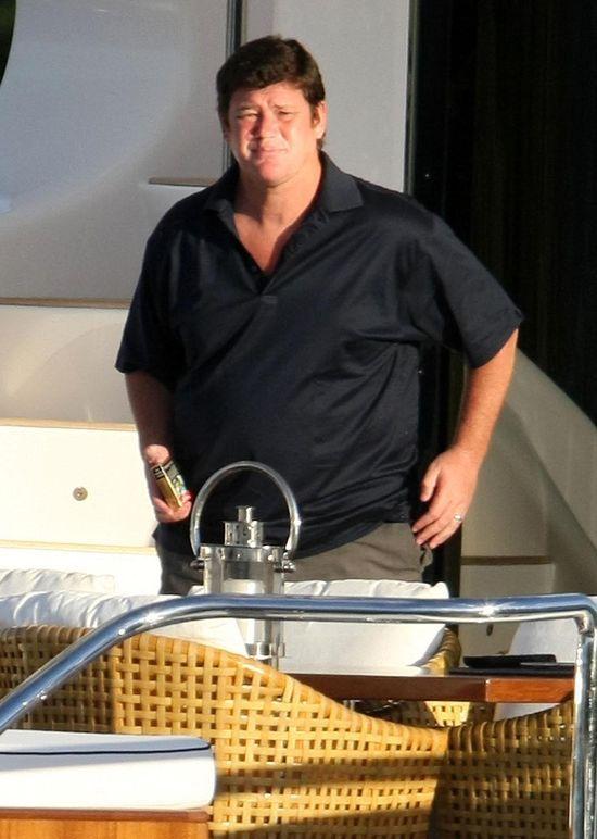 Miranda Kerr spotyka si� z najbogatszym Australijczykiem?