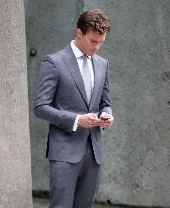 Mamy nowe zdjęcia z planu 50 twarzy Greya! (FOTO)