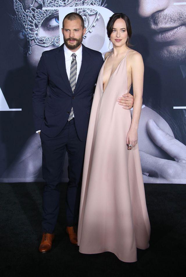 Jamie Dornan komentuje swój romans ze słynną modelką