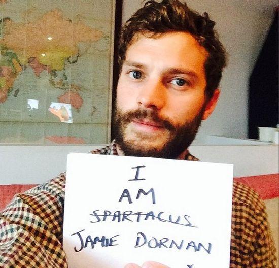 Jamie Dornan założył instagrama! (FOTO)