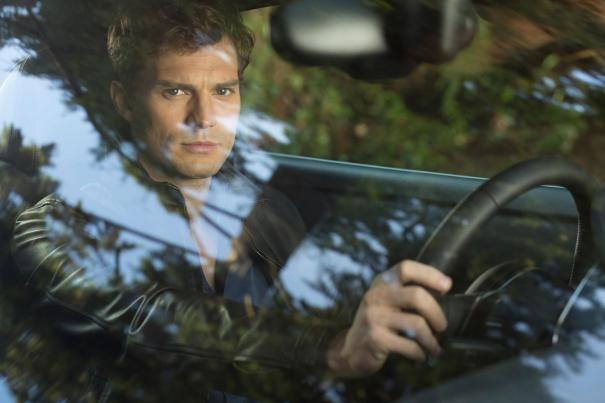 Pierwsze uj�cie z filmu 50- twarzy Greya! (FOTO)
