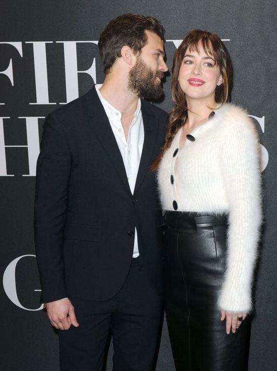 Jamie Dornan pokaże penisa w Ciemniejszej stronie Greya?
