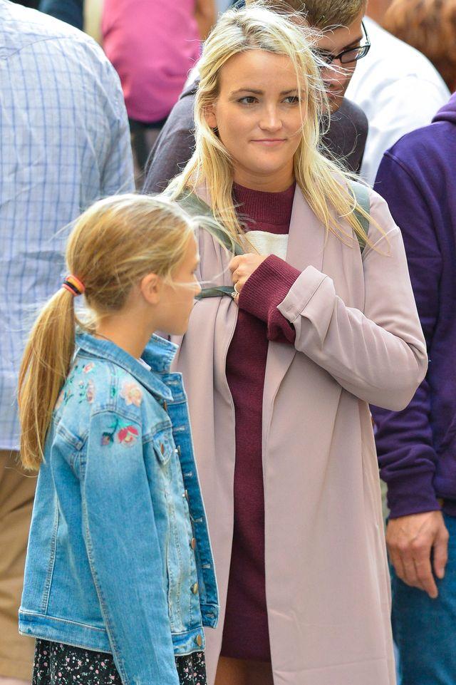 Jamie Lynn Spears nie wygląda na swój wiek (ZDJĘCIA)
