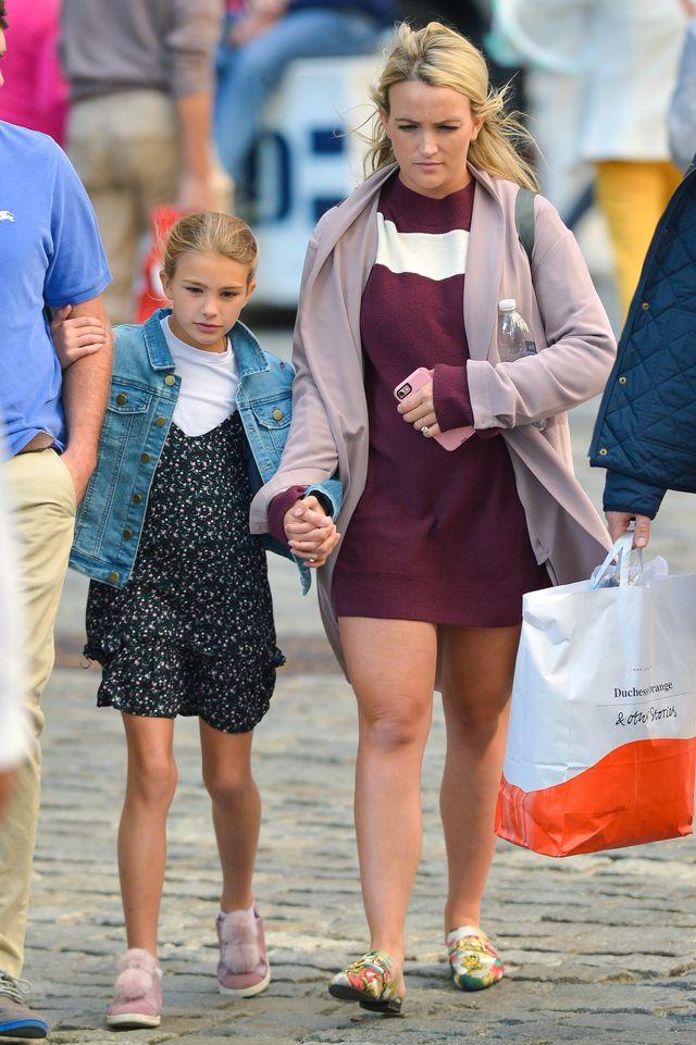 Siostra Britney Spears urodziła