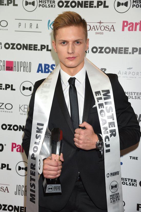Nie uwierzycie, co robił dzień po wyborach Mister Polski (Insta)