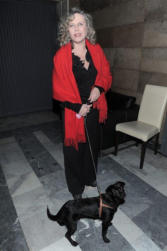 Krystyna Janda zdradziła, ile zarabia na teatrze