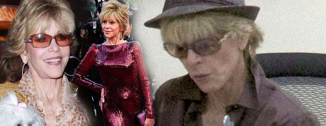 Jane Fonda – elegantka robi manicure (FOTO)