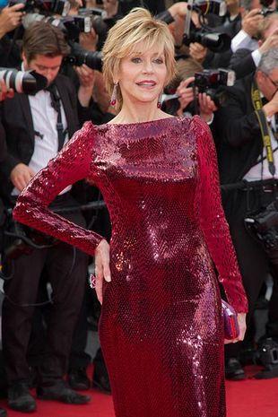Jane Fonda – żywa skamielina? (FOTO)