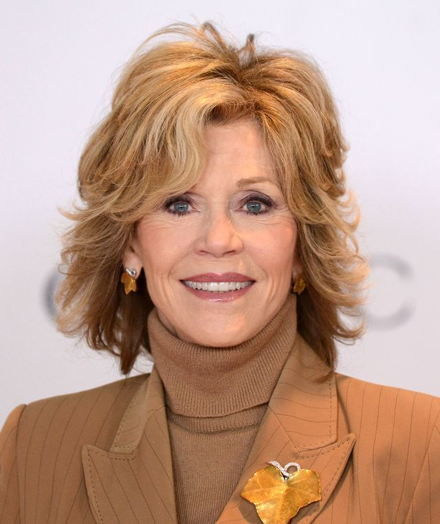 Jane Fonda płacze, bo zbliża się śmierć