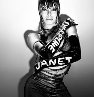 Okładka nowej płyty Janet Jackson