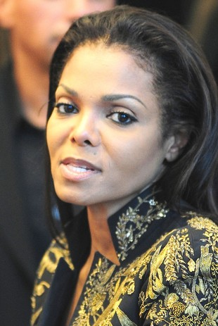 Janet Jackson do Paris: Ty zepsuta s*ko!