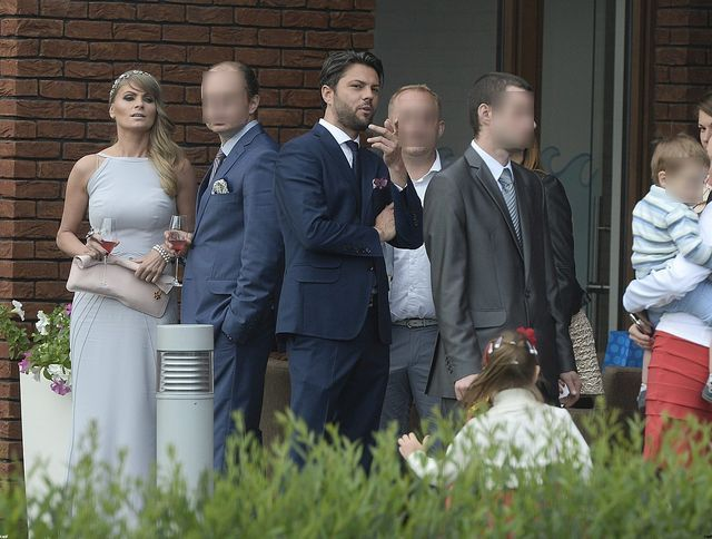 Goście na ślubie Szczurek i Wesołowskiego (FOTO)