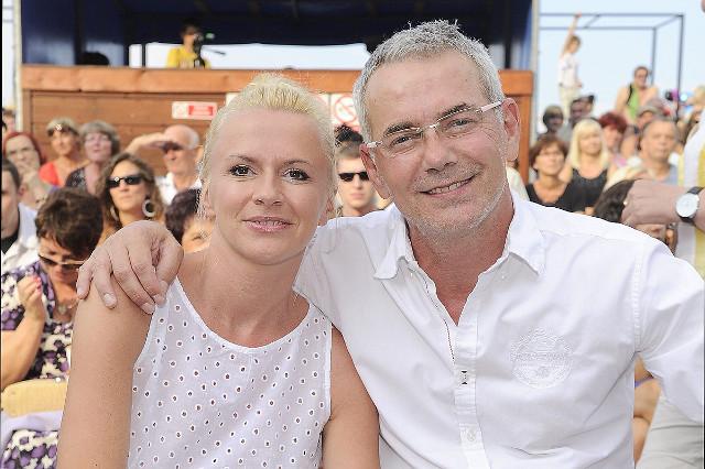 Robert Janowski oświadczył się Monice Głodek