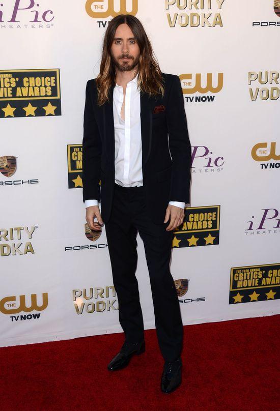 Transeksualna aktorka twierdzi, że sypiała z Jaredem Leto