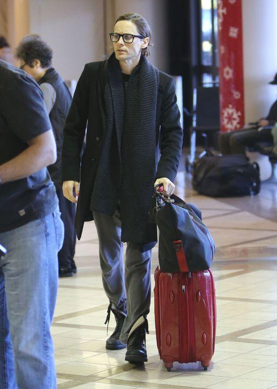 Jared Leto znalaz� w li�cie od fana...ucho!