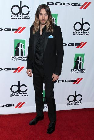 Jared Leto najpiękniejszą aktorką swojej generacji? (VIDEO)