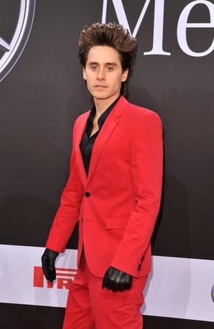 Jared Leto najgorzej ubranym mężczyzną świata