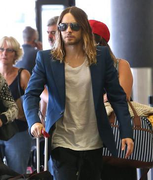 Jared Leto zamierza się zaręczyć? (FOTO)