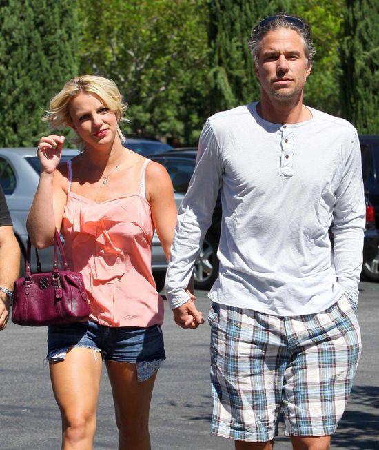 Kris Jenner spotyka się z byłym Britney Spears?