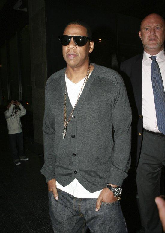 Zdradzający Jay Z - rewelacji ciąg dalszy