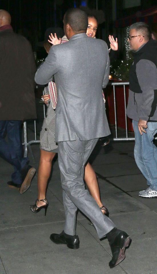 Beyonce zmusiła Jaya Z, by przeszedł na dietę