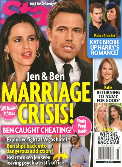 Koniec ma��e�stwa Jennifer Garner i  Afflecka jest blisko!