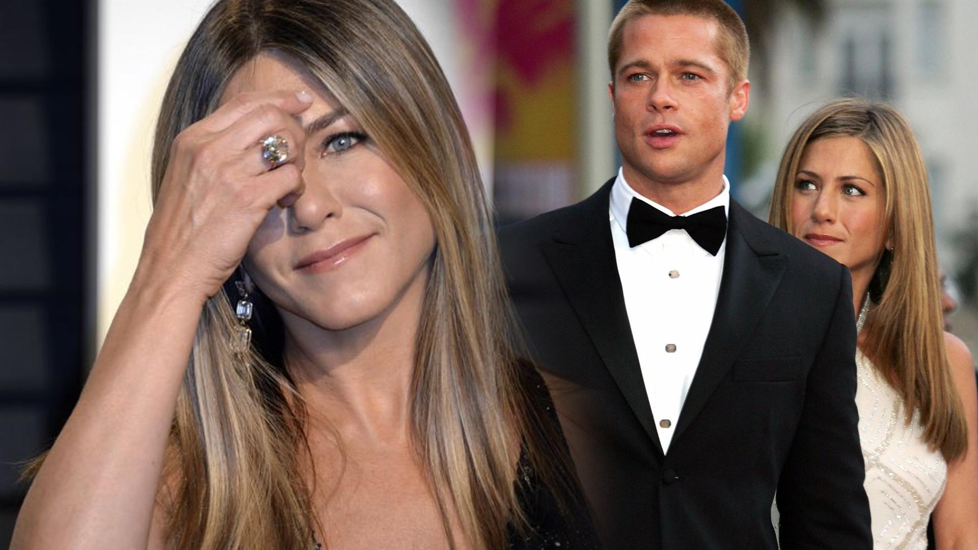 Brad Pitt wysłał Jennifer Aniston wyjątkowy prezent na 50. urodziny