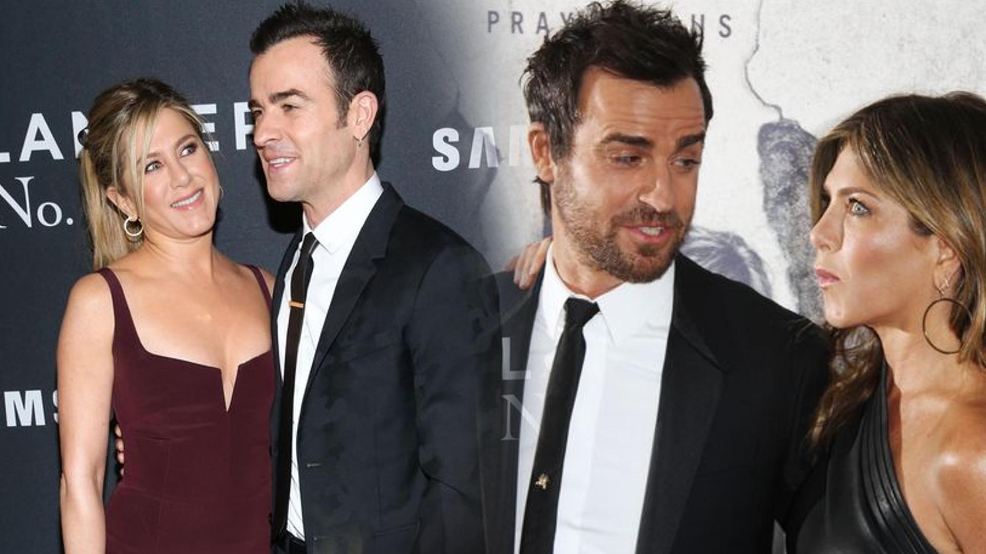 To ZNAK, że to nie KONIEC między Jennifer Aniston i Justinem Theroux'em?