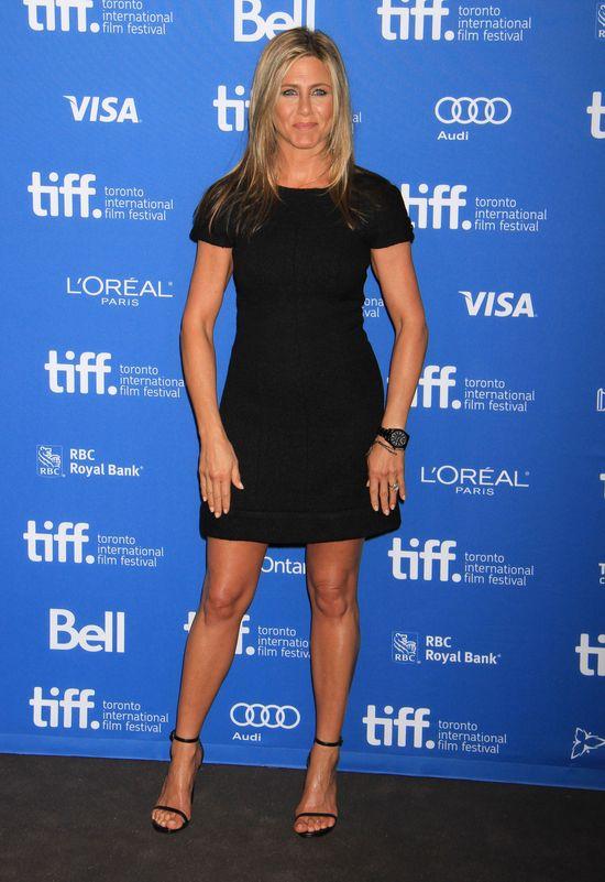 Jennifer Aniston jednak jest w ciąży? (FOTO)