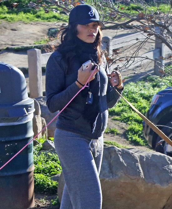 U Jenny Dewan już widać ciążowy brzuch (FOTO)