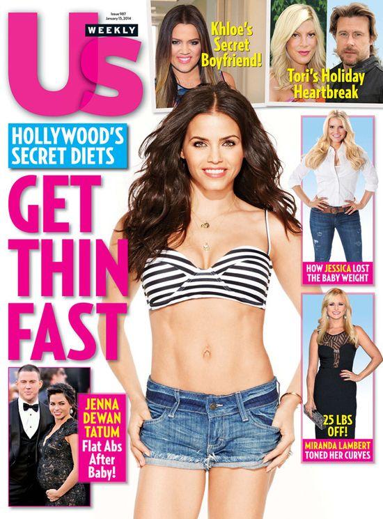 Jak Jenna Dewan wróciła do formy po porodzie?