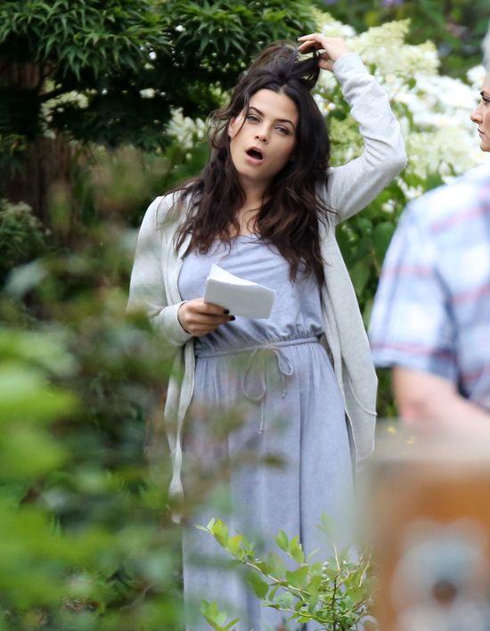 Jenna Dewan wróciła po porodzie do pracy  (FOTO)