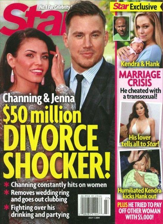 Channig Tatum i Jenna Dewan rozwiodą się?