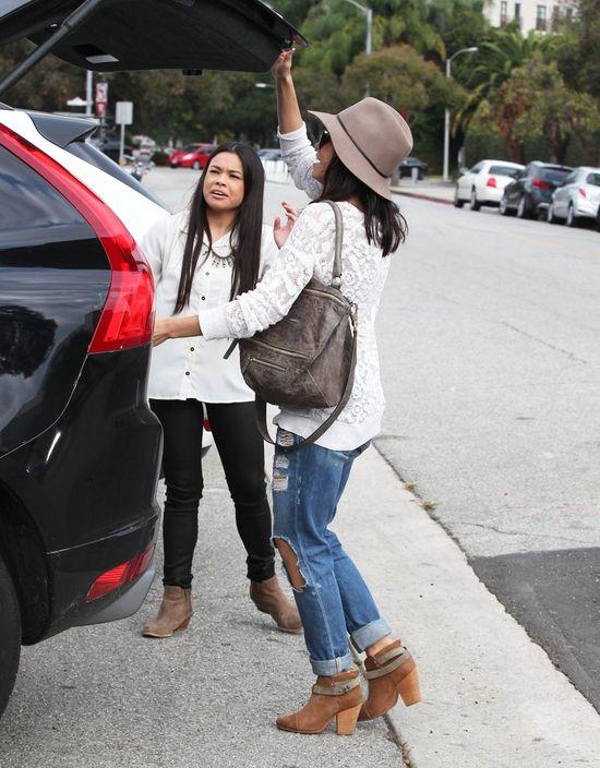 Jenna Dewan ju� jest w ci��y? (FOTO)