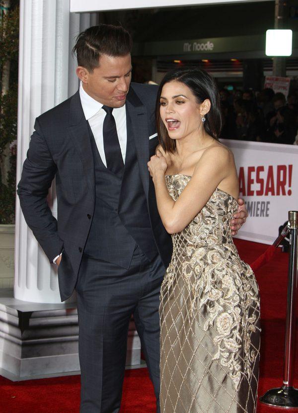 Channing Tatum zasłużyła na tytuł męża roku