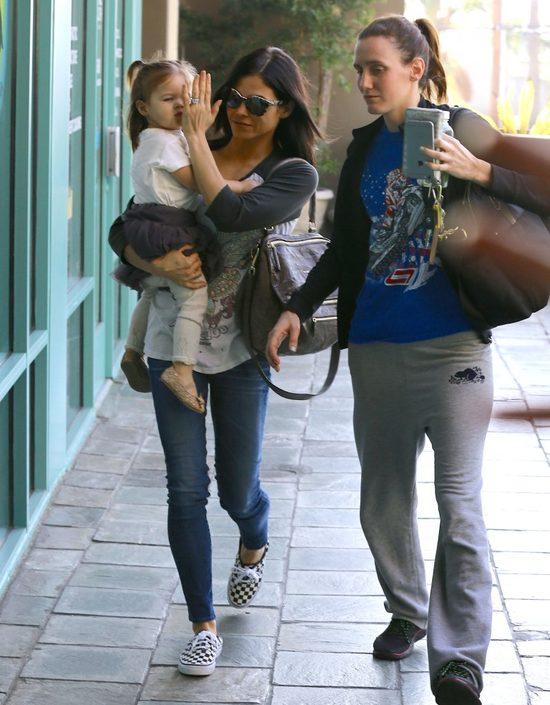 Everly Tatum idzie w ślady mamy (FOTO)