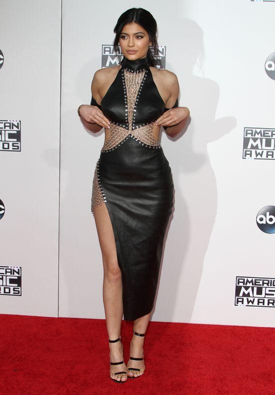 Kylie Jenner i Tyga odstawili szopkę na AMA (FOTO)