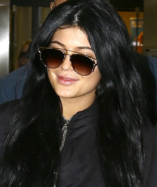 Kylie Jenner ma JESZCZE większe usta (FOTO)