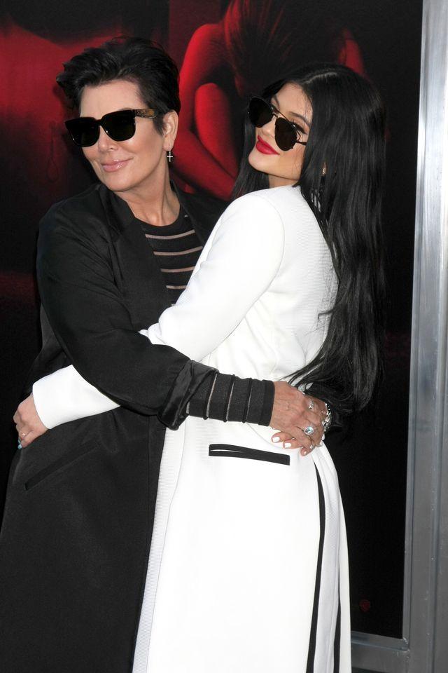 Kris Jenner martwi się o Kylie i o to, jaką jest MAMĄ