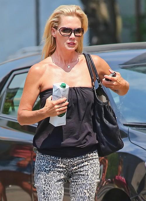 Jennie Garth nie spotyka się z Luke Perrym