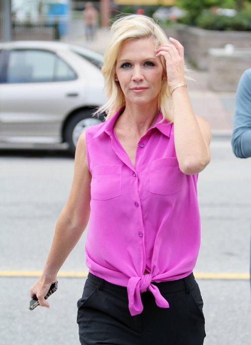 Jennie Garth od�y�a po rozwodzie (FOTO)