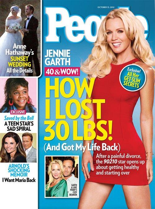 People oszpecił Jennie Garth (FOTO)