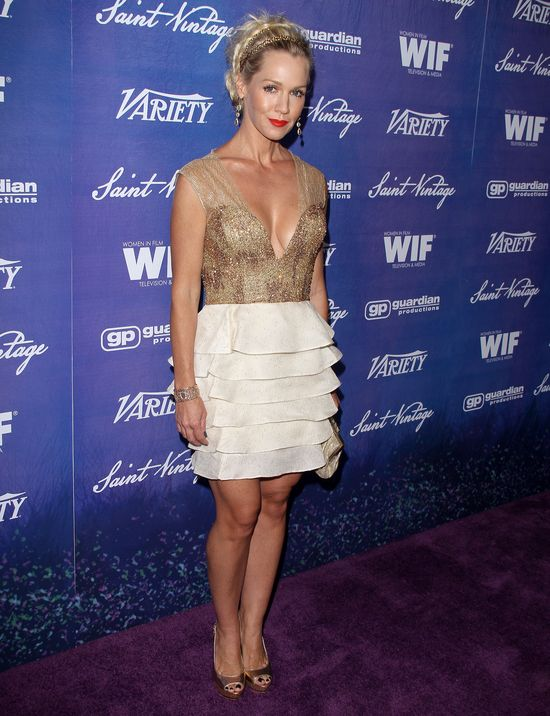 Jennie Garth wzięła się w garść i wypiękniała (FOTO)